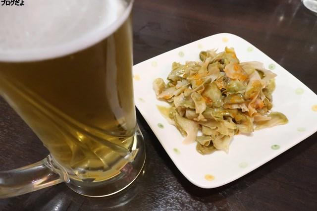 三鷹 あQ ランチ 夕食 担々麺 中国料理
