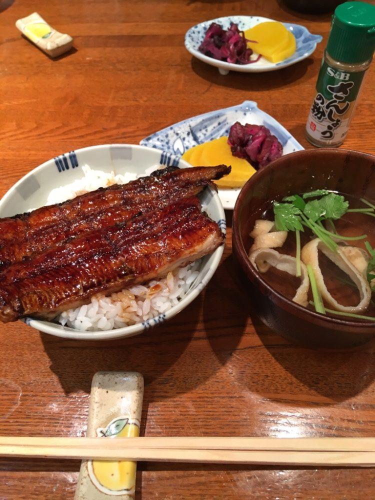 そう惣 三鷹 飲み会 うなぎ 鰻 魚が美味しい