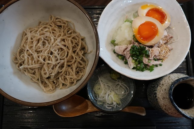 三鷹 太古福 ランチ 蕎麦 昼飲み