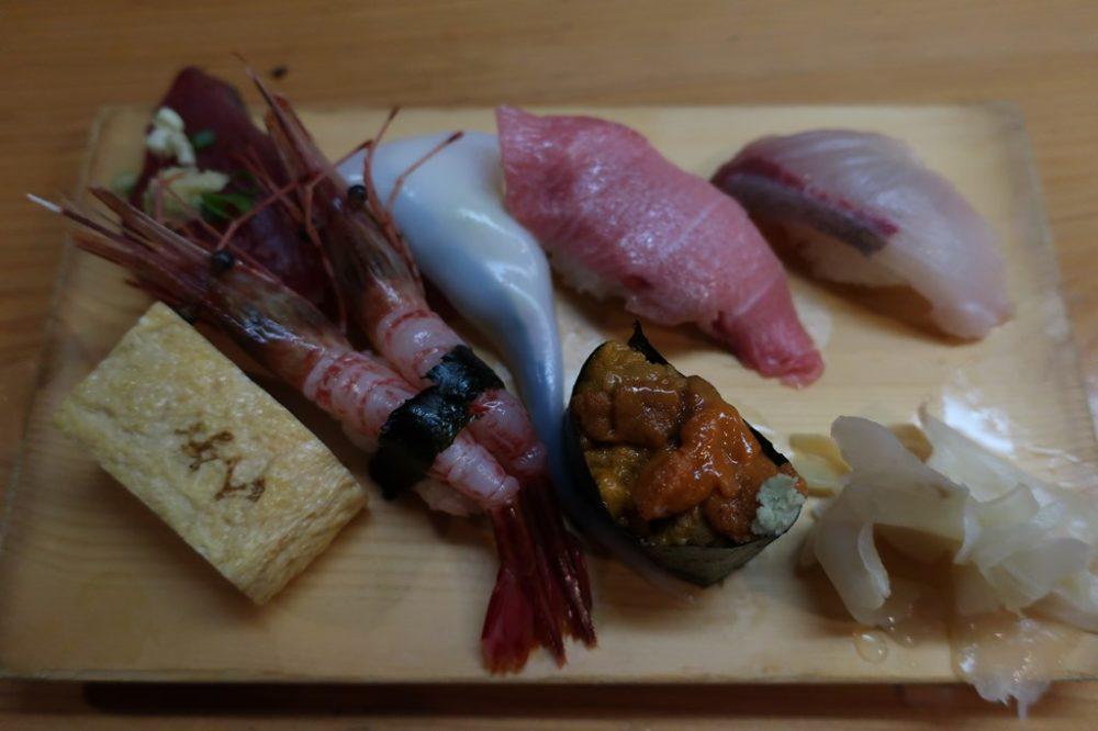 三鷹南口 寿しふく 寿司