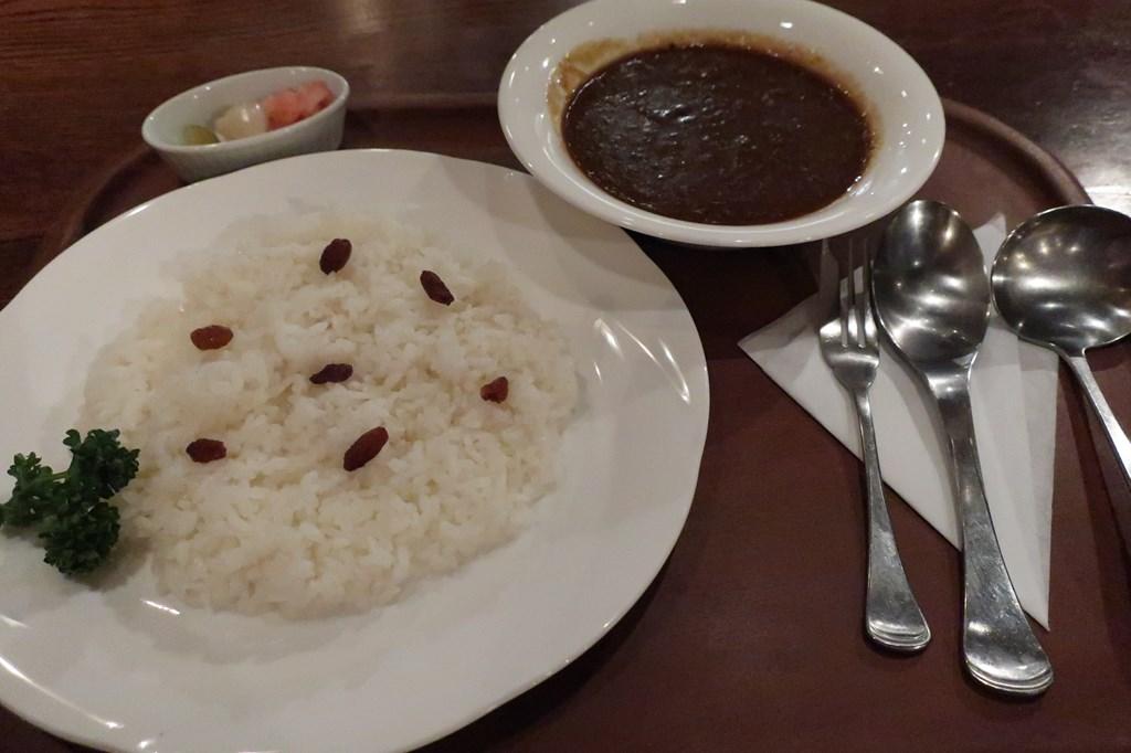 吉祥寺 くぐつ草 カレー 老舗 純喫茶