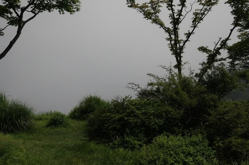 鍋割山 登山