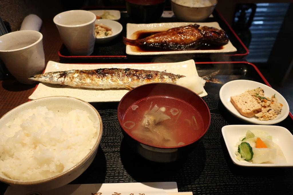 里の宿 吉祥寺 ランチ 魚が美味しい