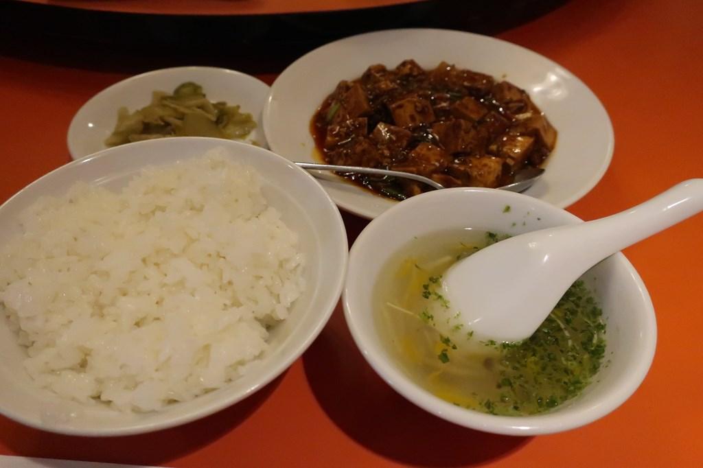 芙蓉菜館 三鷹
