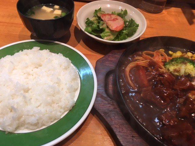 東小金井 キッチンブラウン