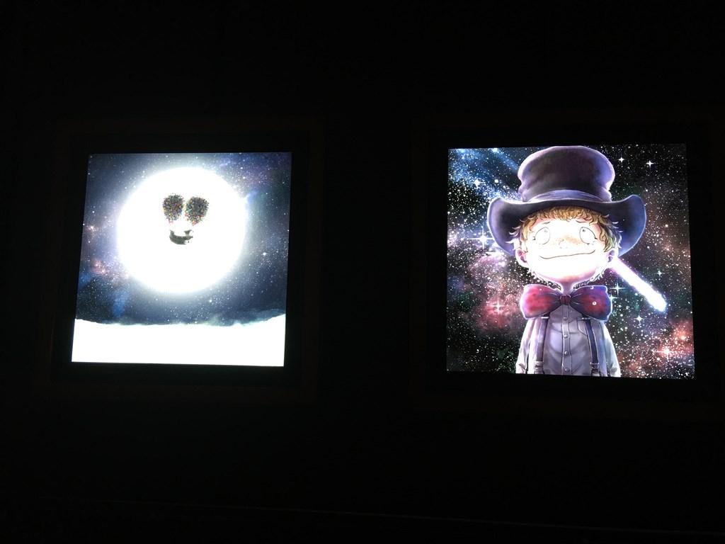 えんとつ町のプペル 絵本展 VR上映会 西野亮廣