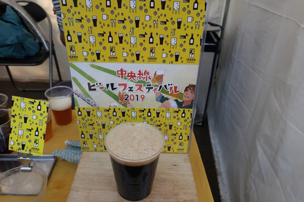 中央線ビールフェスティバル 武蔵境