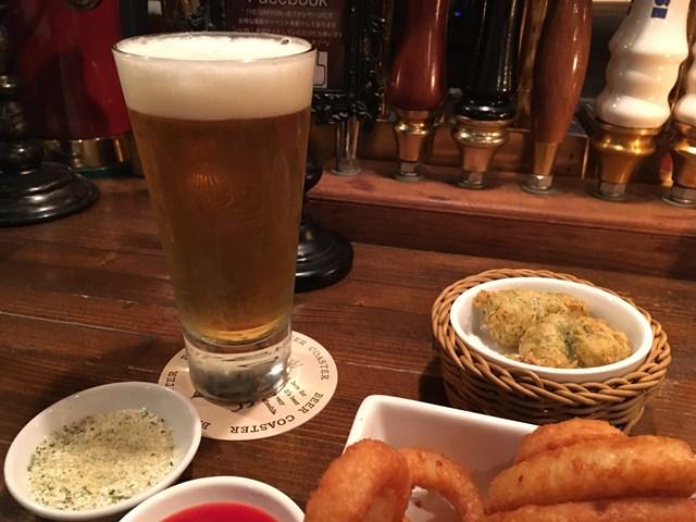 渋谷 グリフォン 女子一人飲み クラフトビール