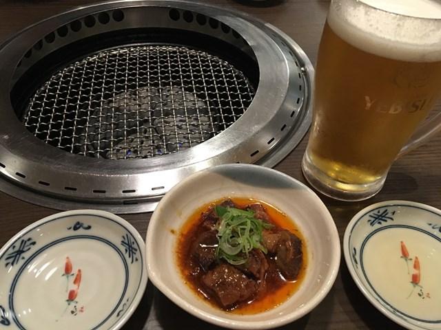 武蔵境 焼肉 昌里亭
