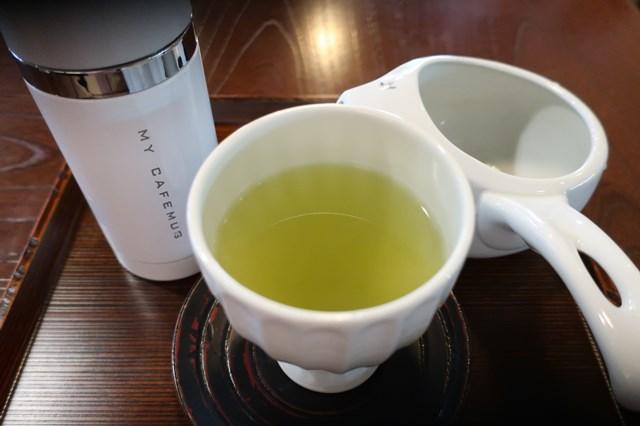 つばめさぼう つばめ茶房 三鷹 吉祥寺 井の頭公園 緑茶