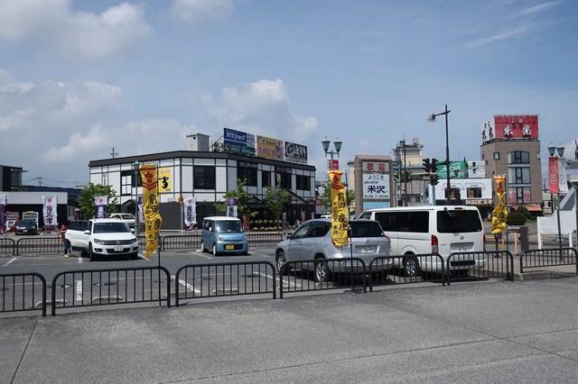 米沢駅前 コインロッカー