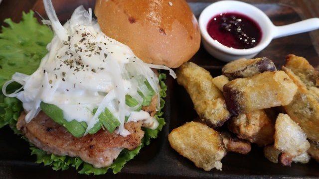 武蔵境 コックテイル ハンバーガーズ