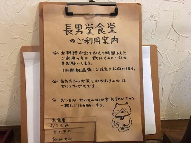 三鷹 吉祥寺 長男堂
