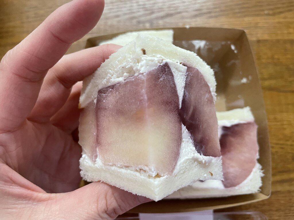 フルーツサンド 三鷹 一富士フルーツ 手土産  サンドイッチ 手土産