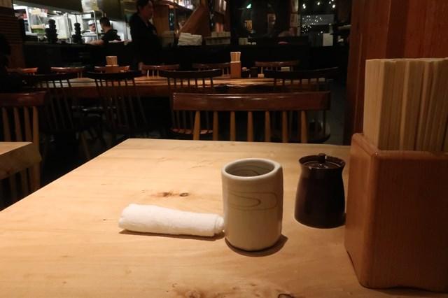 東京駅 やえす初藤 モーニング ビール