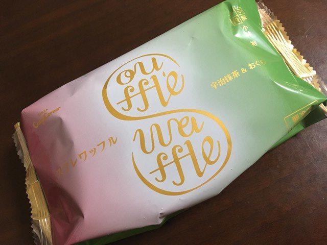 銀座コージーコーナー スフレワッフル 抹茶 ジョブチューン