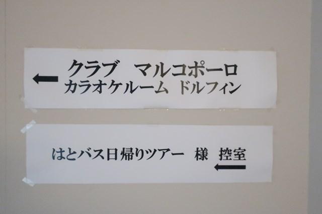 はとバスツアー 日帰り 雛の吊るし祭り  河津桜 ブログ 感想 口コミ
