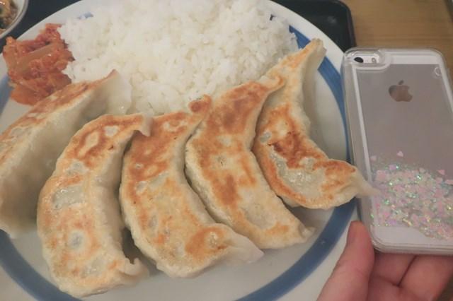 一圓 三鷹 餃子 ラーメン