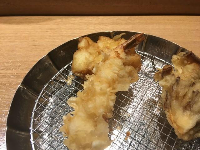 天ぷらめし金子屋 吉祥寺 ランチメニュー 天丼金子屋 玉子の天ぷら
