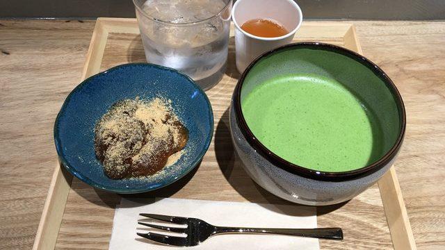 茶の癒庵  日本茶 吉祥寺 カフェ