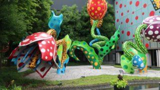 松本市美術館 草間彌生 ブログ 観光