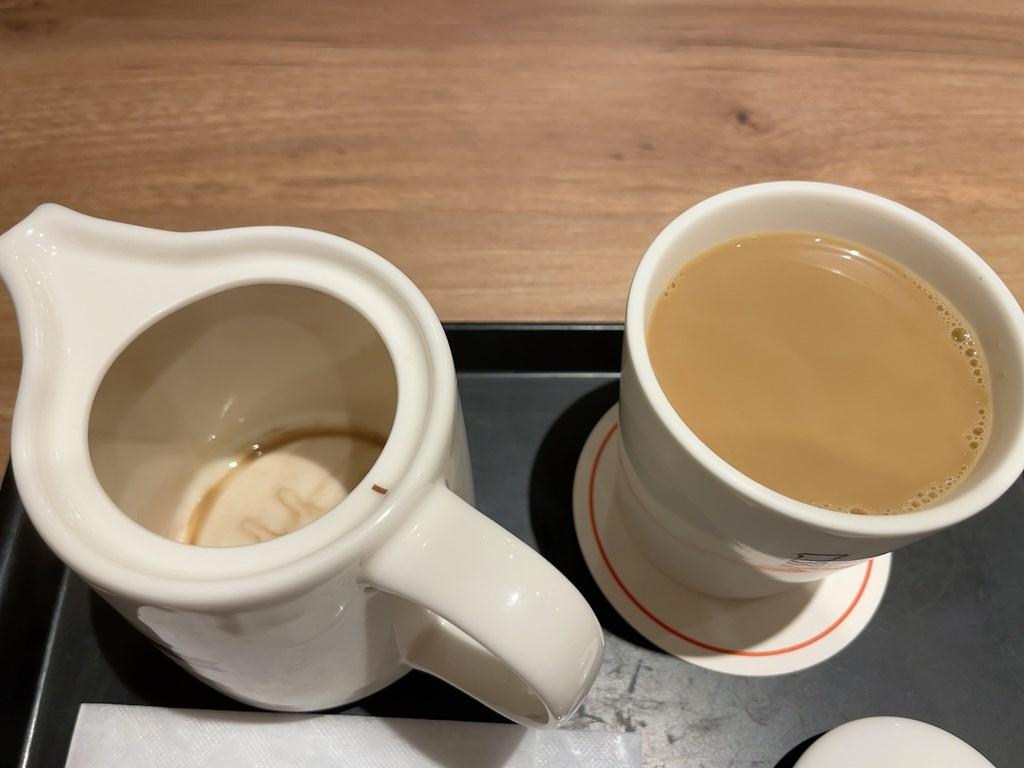 ディカフェ カフェインレス  ノンカフェイン エクセルシオール プロント タリーズコーヒー スターバックス スタバ ハーブティ チェーン店 妊婦