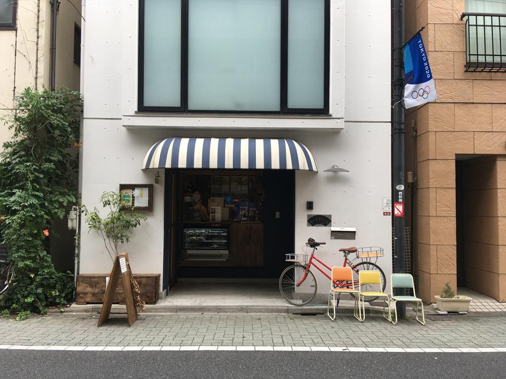 金木犀茶店 きんもくせいカフェ いちじくパフェ sweet olive