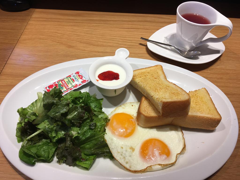 三鷹 モーニング 朝食 まとめ むさしの森珈琲 武蔵野森珈琲 モーニングメニュー 三鷹 メニュー