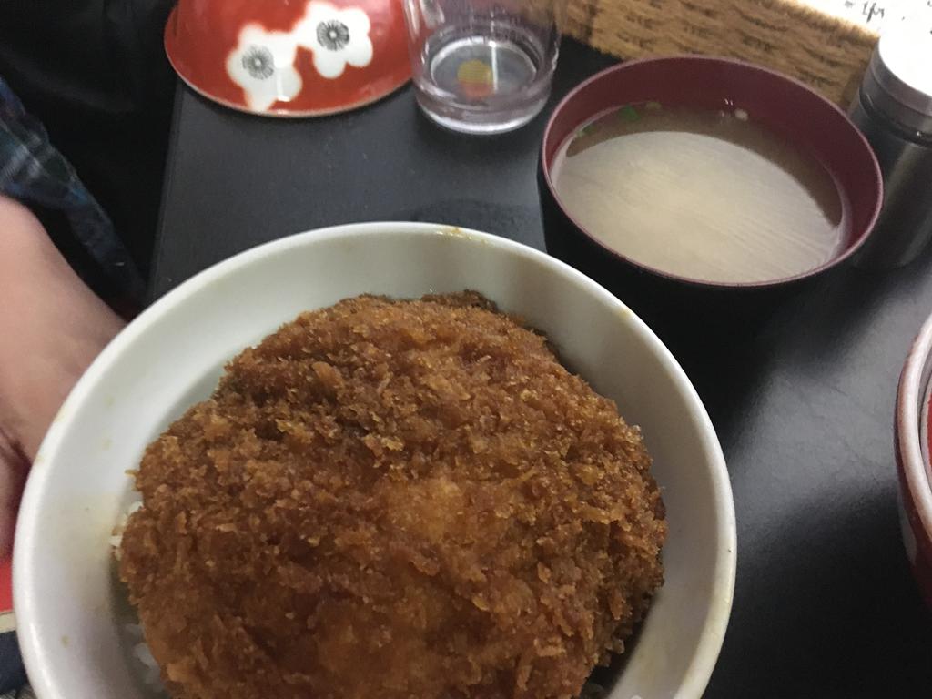 安田屋 秩父駅 日野田店 わらじかつ コロナ テイクアウト