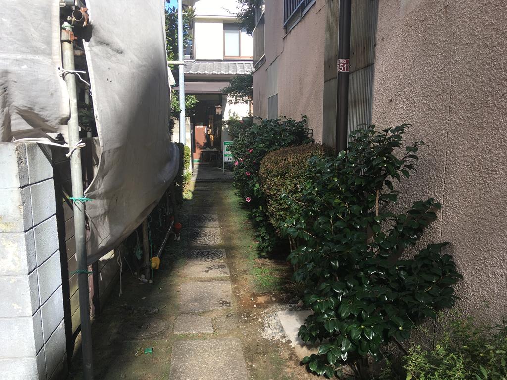 喫茶ばらーど 中野 高円寺 隠れ家喫茶店