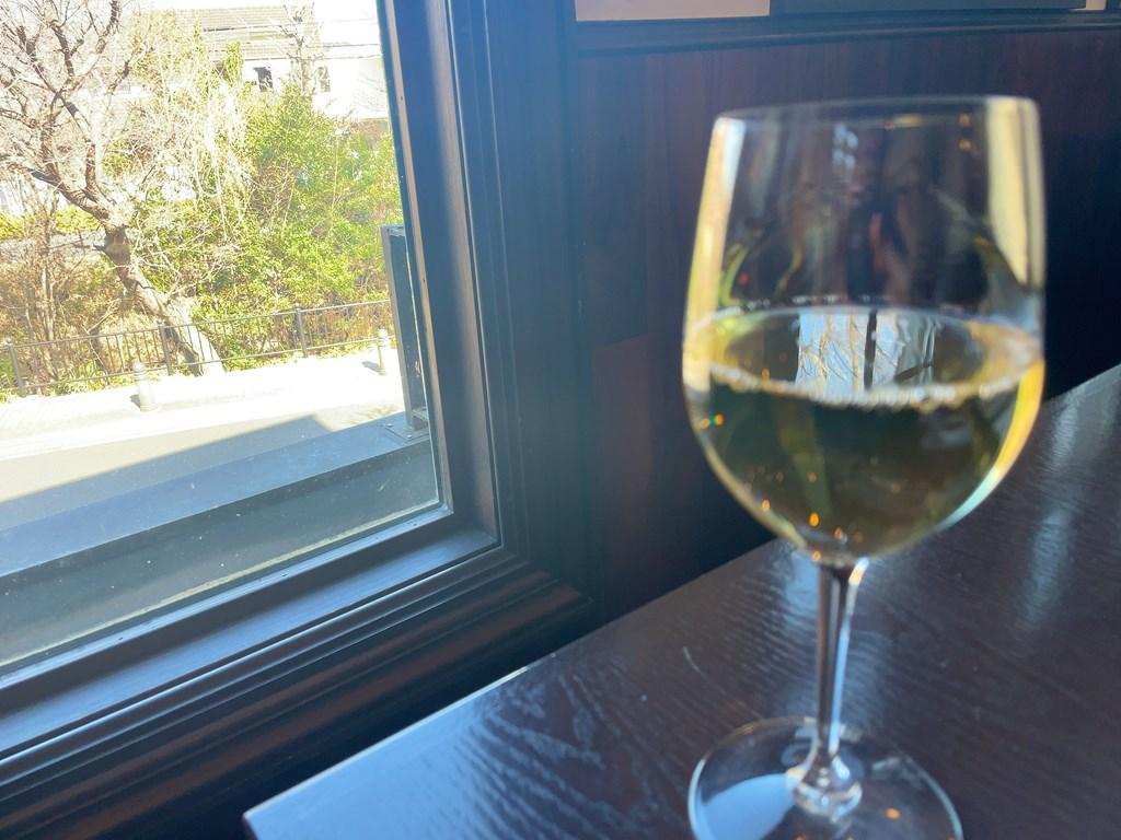 三鷹 エサンス フレンチ 記念日 ランチ ワイン