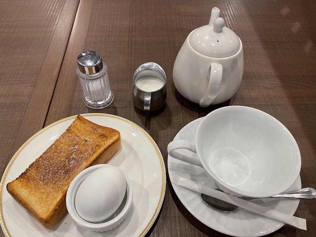 三鷹 モーニング 朝食 まとめ 倉式珈琲店 モーニング 三鷹 サンマルクホールディングス