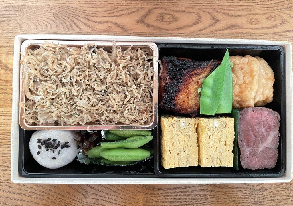 三鷹 日なた テイクアウト 弁当 割烹料理