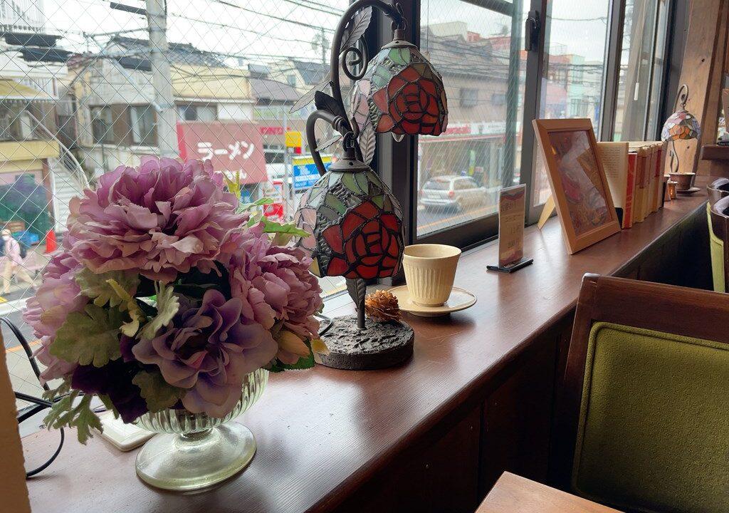 珈琲 松井商店 三鷹 駐車場 コーヒー まついしょうてん 太宰治