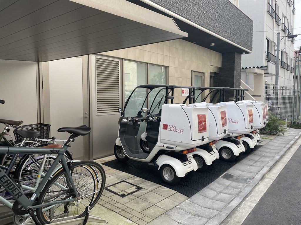 ピザ サルヴァトーレ・クオモ 三鷹 デリバリー テイクアウト 専門店 宅配