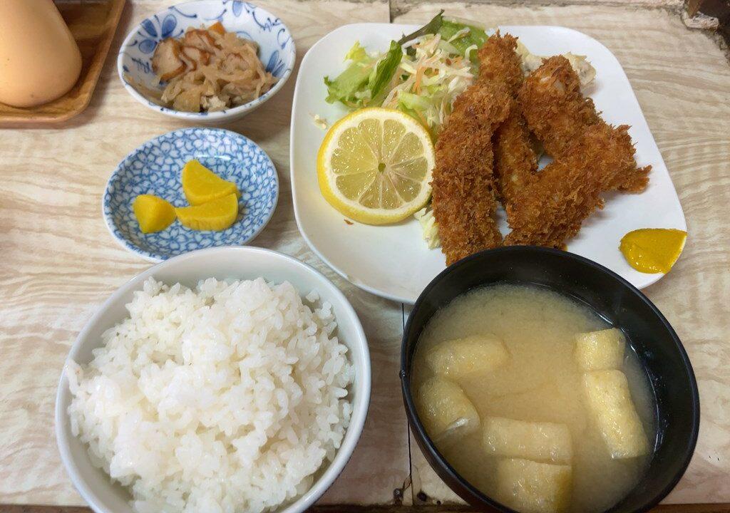 三鷹 樹 いつき お食事樹 孤独のグルメ シーズン2 最終回 東京都三鷹市お母さんのコロッケとぶり大根