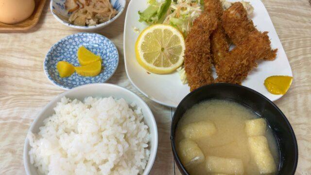 三鷹 樹 いつき お食事樹 孤独のグルメ(シーズン2)東京都三鷹市お母さんのコロッケとぶり大根