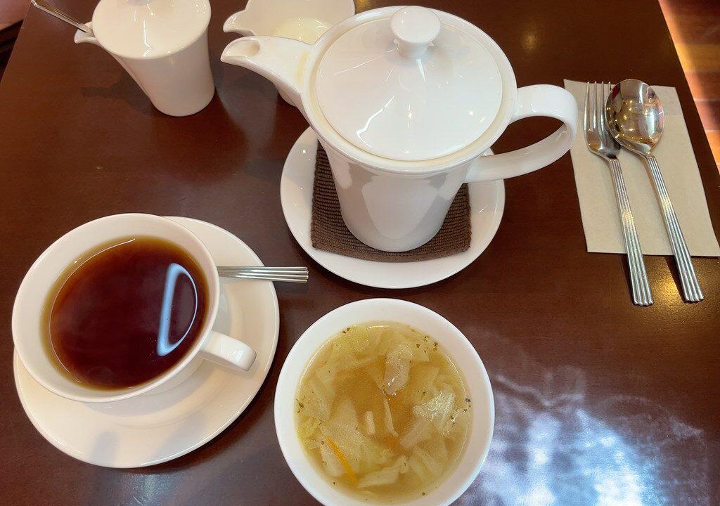 紅茶専門店PRIUS CAFE(プリュスカフェ)でベーグルランチ テイクアウトあり 吉祥寺