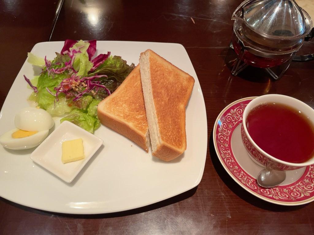 カフェラミル(CAFE LA MILLE)吉祥寺ダイヤ街店でモーニング